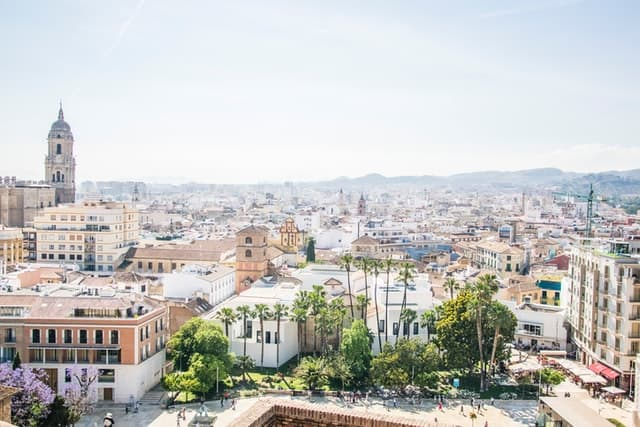 Malaga, Spain - Sustainable Cities - Improve Quality of Life